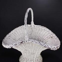 Satsuma Vase lampe tripode décor dragon en relief