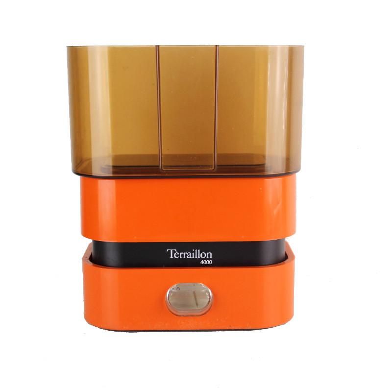 balance-de-cuisine-terraillon-orange-vintage