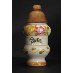 Série de Pots à Condiments/Epices