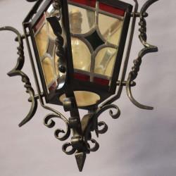 antique-french-wrought-iron-lantern