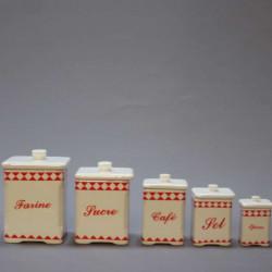 Série-de-pots-à-épices-anciens-style-lustucru