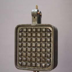 Verre cheminée pour lampe à pétrole 36 x 185 mm