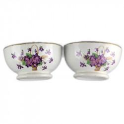 2-bols-longchamp-vintage-fleurs-de-violettes-dans-panier