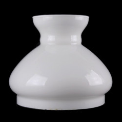 Boule verre pour lustre ou lampe