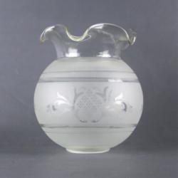 tulipe-abat-jour-verre-depoli--pour-lustre