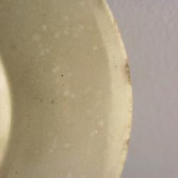 plat-ovale-en-terre-de-fer-années-1900