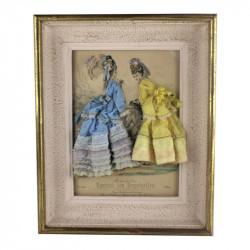 ancienne-gravure-de-mode-habillee-le-journal-des-demoiselles