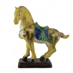 cheval-en-ceramique-chinoise