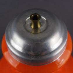 suspension-en-opaline-orange-années-60-70