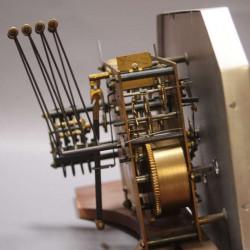 Carillon-ODO-cadran inox