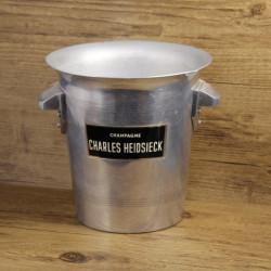 Seau à champagne Charles Heidsieck