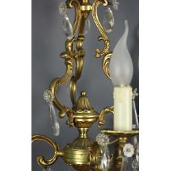 Lustre-bronze-vintage