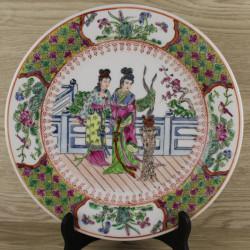 assiette-chinoise-art-asiatique-23-cm