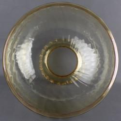 ancien-globe-verre-ambré-230mm-vintage