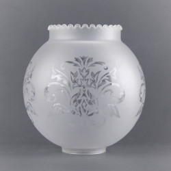 boule-verre-satiné-pour-lustre-vintage