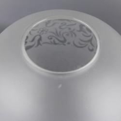 Pot céramique chinoise au décor bleu cobalt