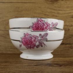 lot-de-2-bols-vintage-fleurs-rose