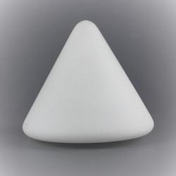 ancien-abat-jour-conique-blanc