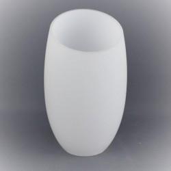 abat-jour-verre-blanc-pour-lustre